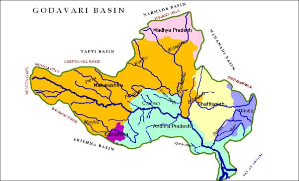 RIVER BASINS IN DETAIL: GODAVERI BASIN